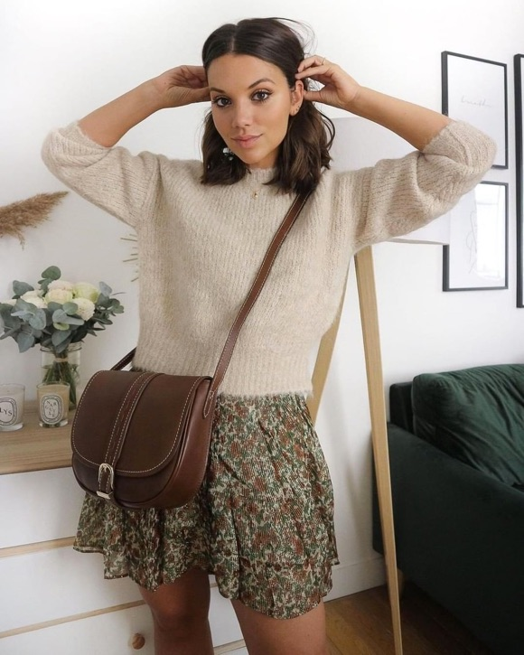 Look blogueuse femme automne-hiver