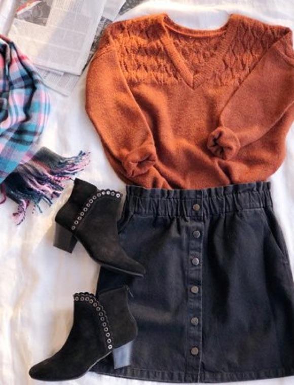 Avec quoi porter un pull marron ?