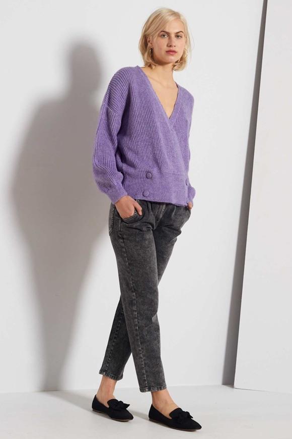 Comment porter du violet clair ?