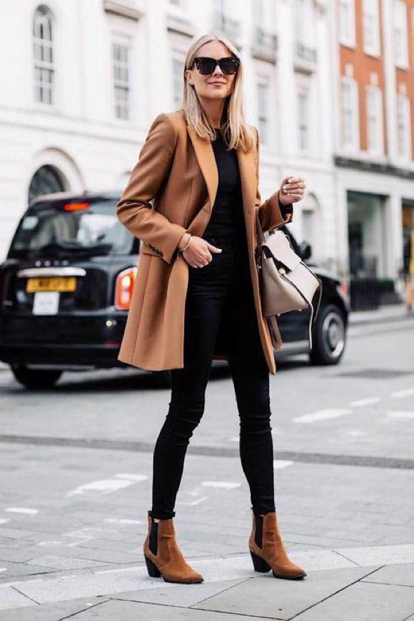 Looks : avec quoi porter un manteau camel ? – Taaora – Blog