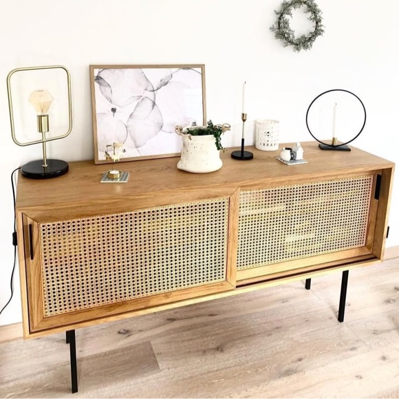 Buffet enfilade style années 50