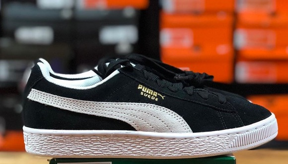 Comment taille Puma Suede ?