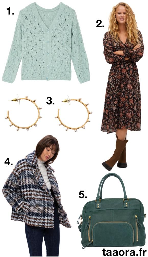 Tendances mode femme automne/hiver 2020-2021