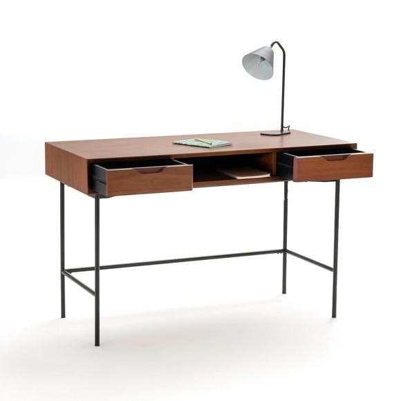Bureau style épuré design contemporain