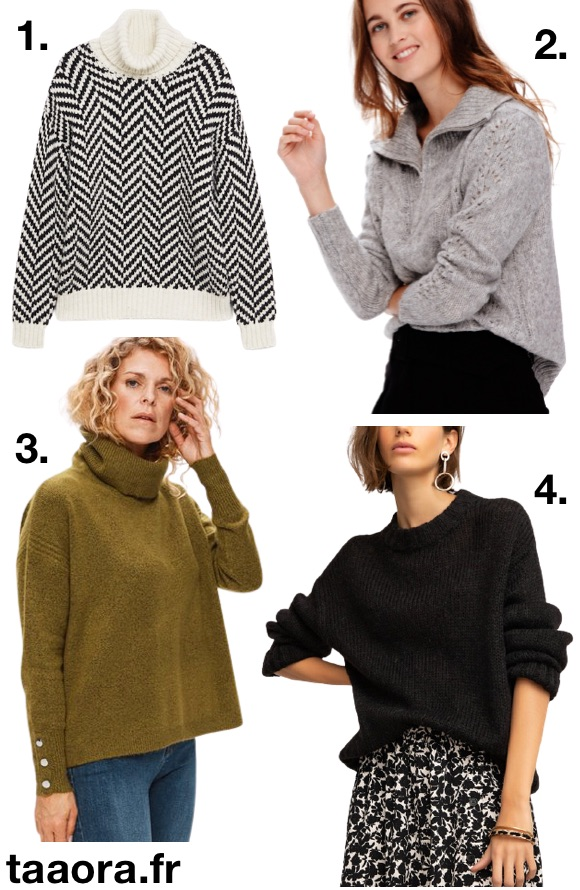 Pull femme : s'habiller avec style en hiver