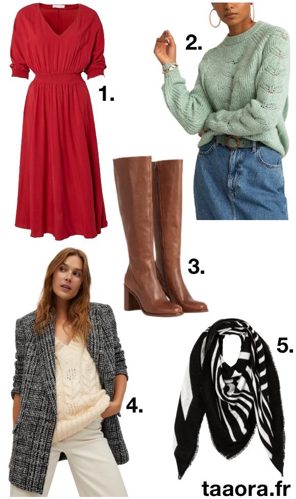 Que porter en automne/hiver femme ?