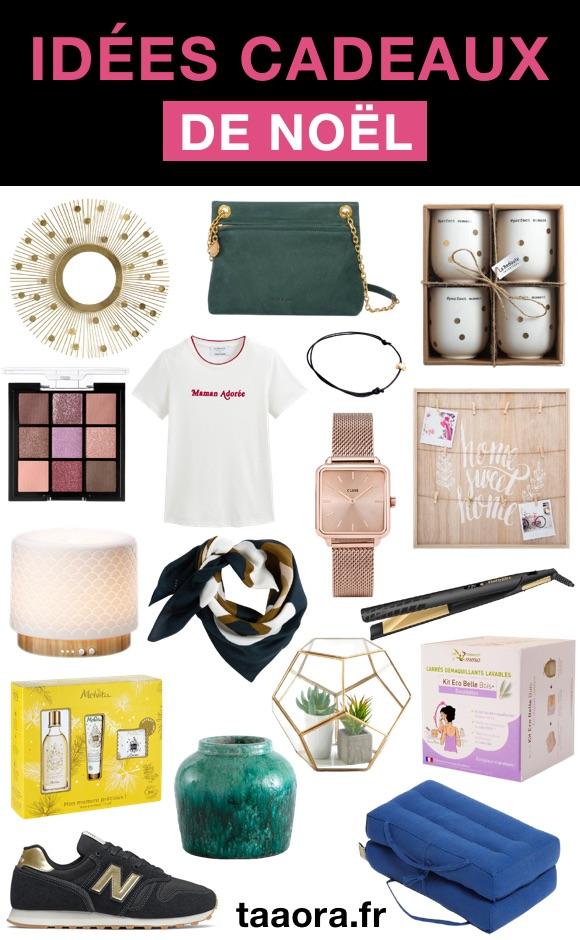 Cadeaux de Noël Femme