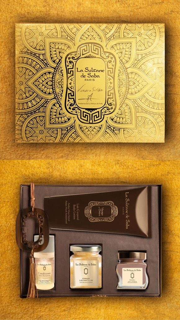 Mystical Box La Sultane de Saba