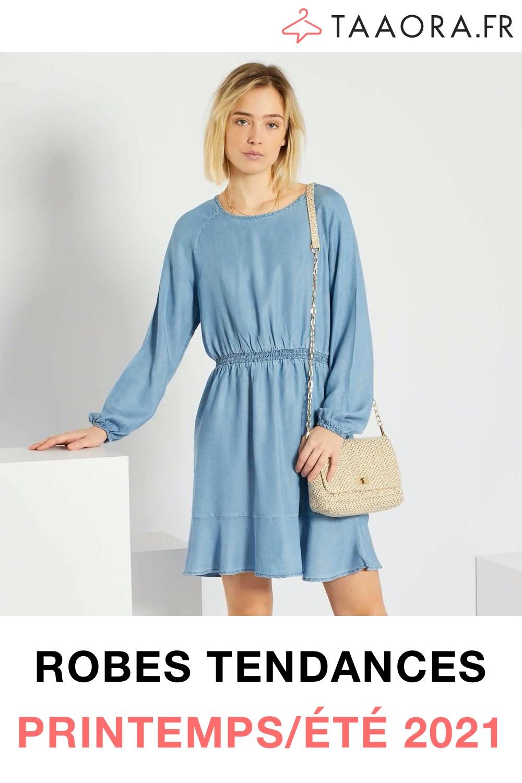 Robes tendances printemps/été 2021