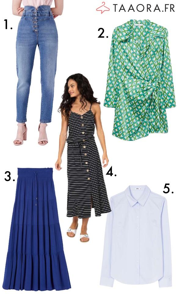 Quelles sont les tendances mode femme ?