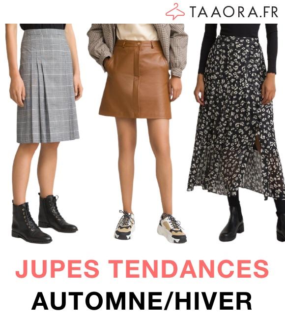 Tendances jupes automne/hiver 2021-2022