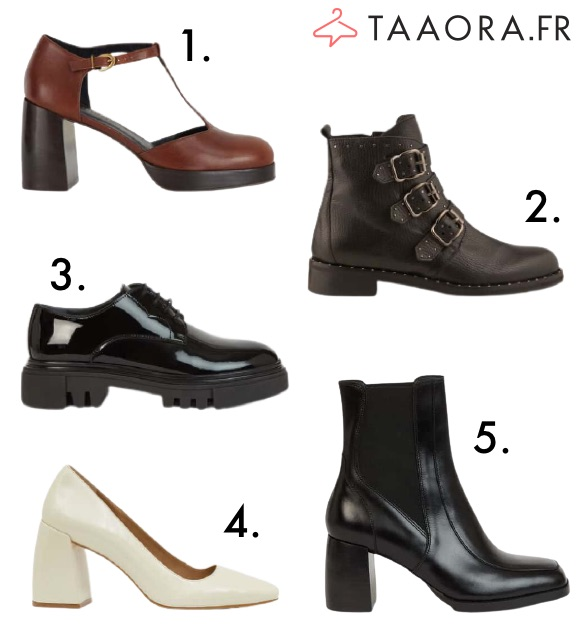 Minelli chaussures femme
