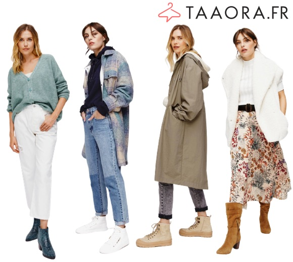Collection Promod automne/hiver 2021-2022